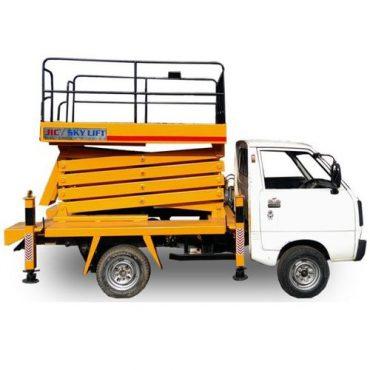 Vehicle Mounted Scissor Lift