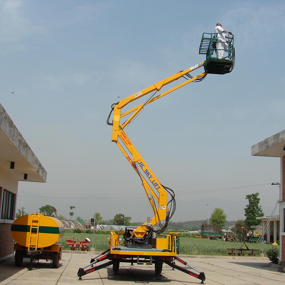 Trailer Mounted Aerial Platform